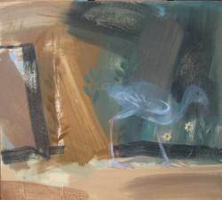 Festett madár Pompejiben 81x91