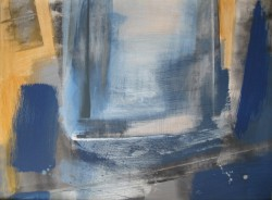 Tükör I. 60x80 akril, olaj