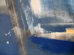 Tükör I. 60x80 akril, olaj részlet 3