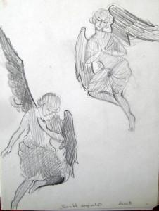 Barokk angyalok 2003