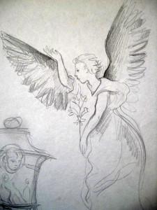 Greco angyala