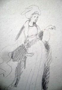 M. S. mester Máriája
