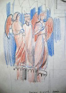 Reimsi szobrok
