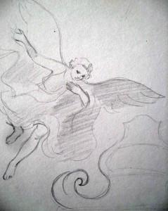Repülő angyal